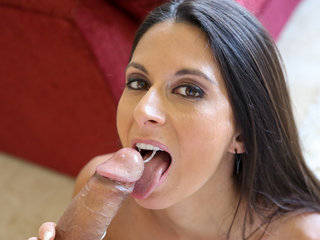 Mommy Nikki Daniels Hungry For A Good Dick In Her Mouth