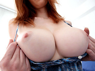 Sexy big boobed chick Dee Dee Lynn gets jizzed on her nice ass
